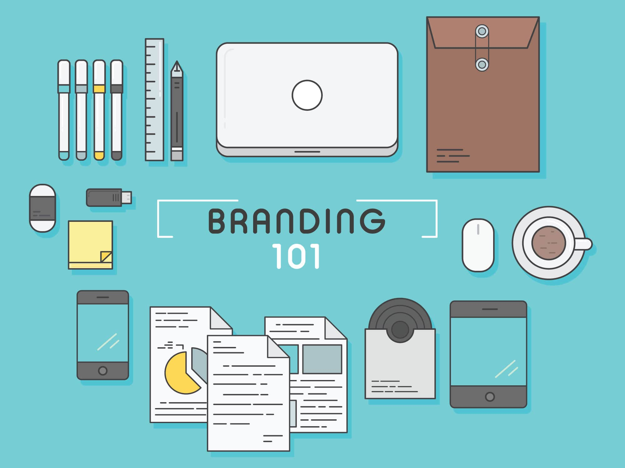 Branding 101: What It Is, Why It Matters, and Which Branding Services Your Company Can't Survive Without