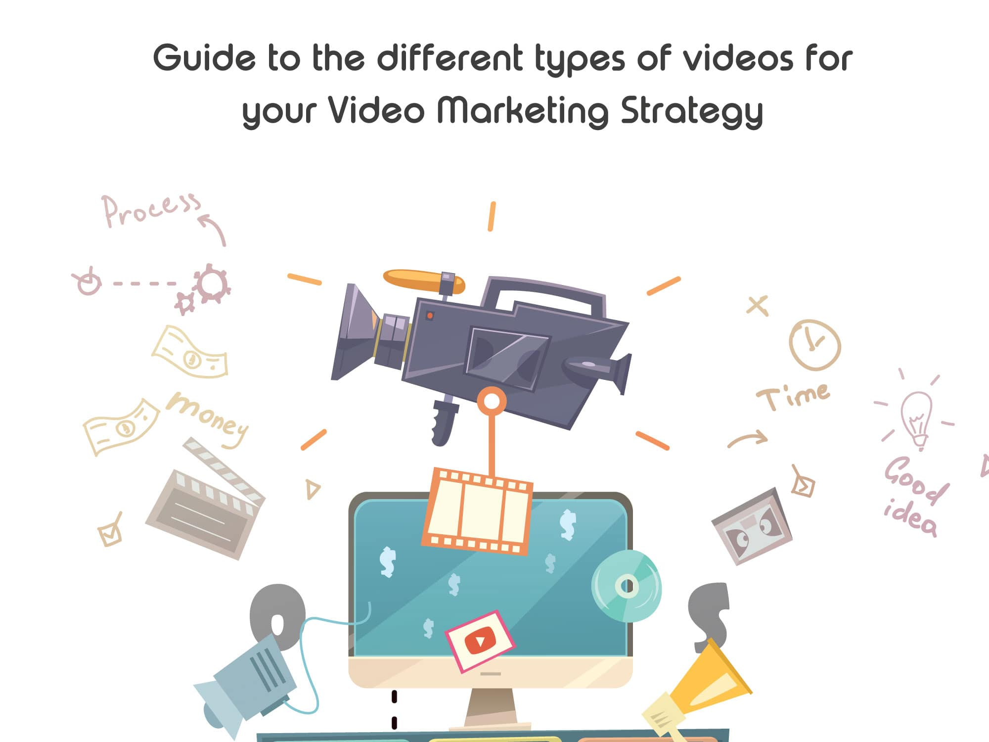 Your Guide to Viral Vids: The Best Types of Videos for Your Video Marketing Strategy