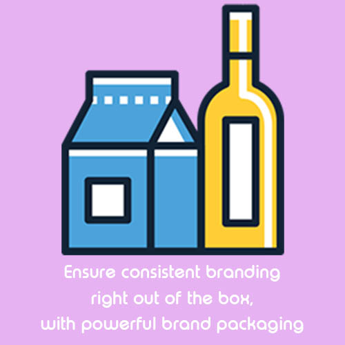 BrandLume Packaging and Label Design Service Flat Image