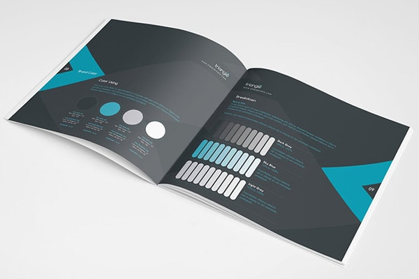 Corporate Brand Style Guide Design by BrandLume