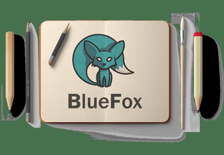 Creative Fox Logo Design by BrandLume
