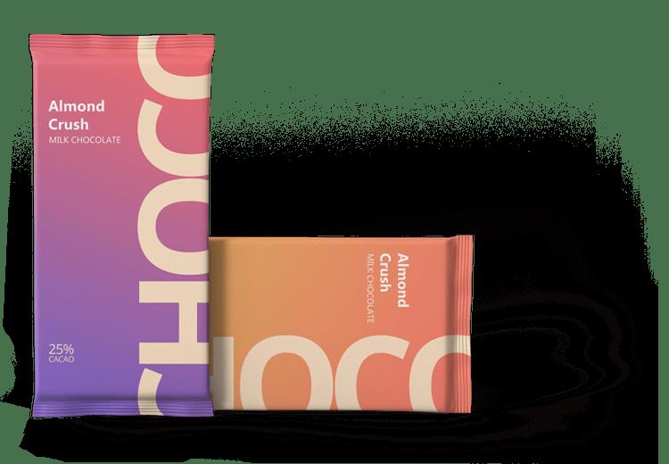 Elegant Packaging Design for Chocolate Bar by BrandLume