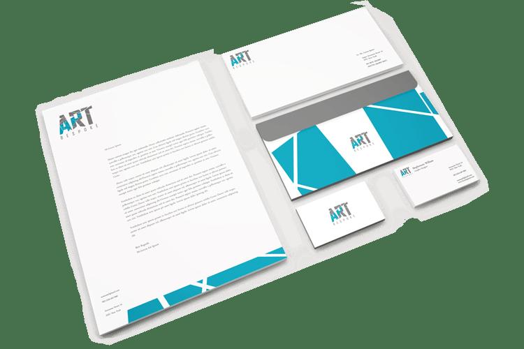 BrandLume Brand Identity Design Sample