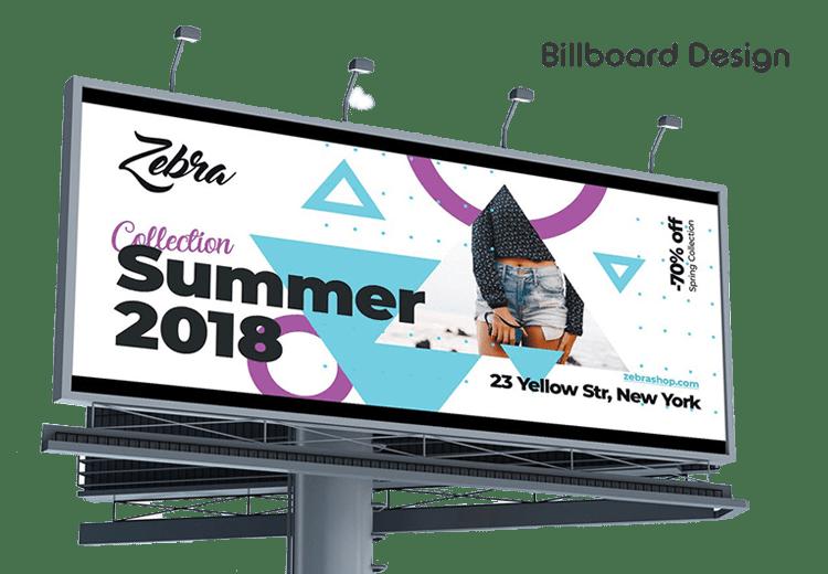 BrandLume Billboard Design Sample