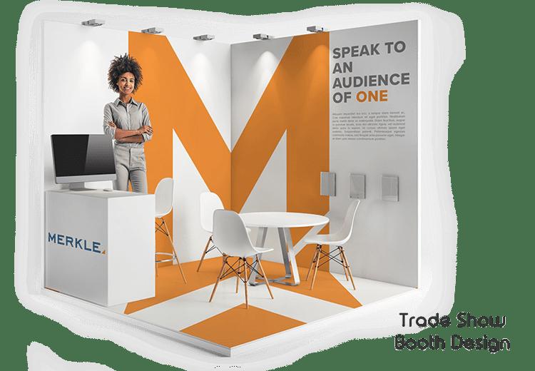 BrandLume Booth Design Sample