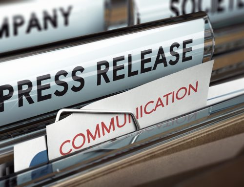 The Perfect Press Release Example: How to Write, Format and Distribute One