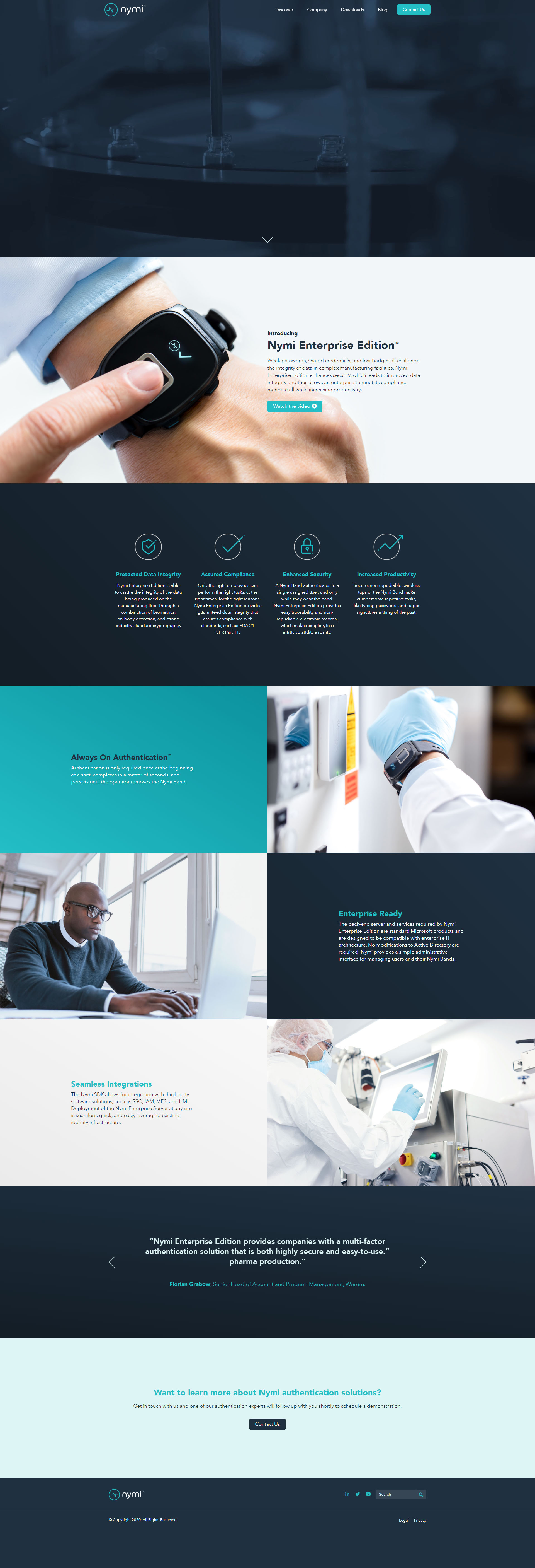 Previous Information Technology Website Design Example