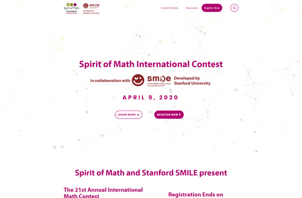 Spirit of Math International Contest
